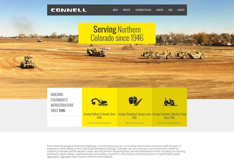 Connell Resources
