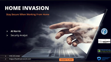 Home Invasion Webinar
