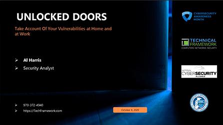 Unlocked Doors Webinar