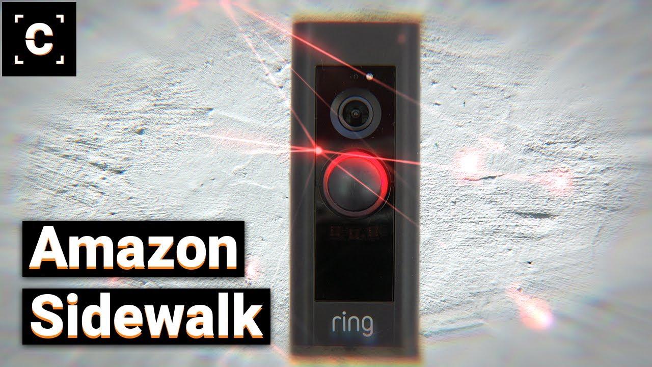 Alarming Amazon Sidewalk Privacy